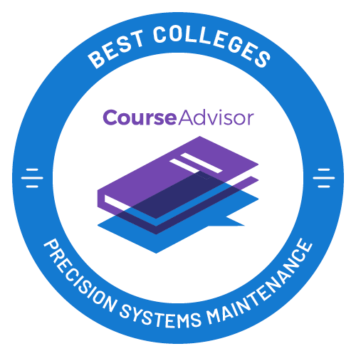 Top Schools for an Associate's in Precision Systems Maintenance